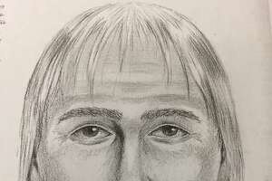 A police sketch of a suspect involved in an incident on 4-28-17, at 7:47pm, the Berkeley Police Department received a call of a stabbing on the 800 block of San Diego Road, by John Hinkel Park in north Berkeley.   The suspect was described as a white male adult, 35-45 yrs, 5�10� to 6�0�, 160-170 lbs, with sandy colored hair, several days of facial hair growth, wearing light colored clothing and a black backpack.  The suspect was last seen leaving on foot in an unknown direction.  Berkeley Police Homicide Detectives are asking for the community�s assistance in identifying the person in this sketch.