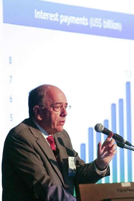 Pedro Parente wants to leave Petrobras' troubles  in the past. Photo: Michael Ciaglo, Staff / Michael Ciaglo