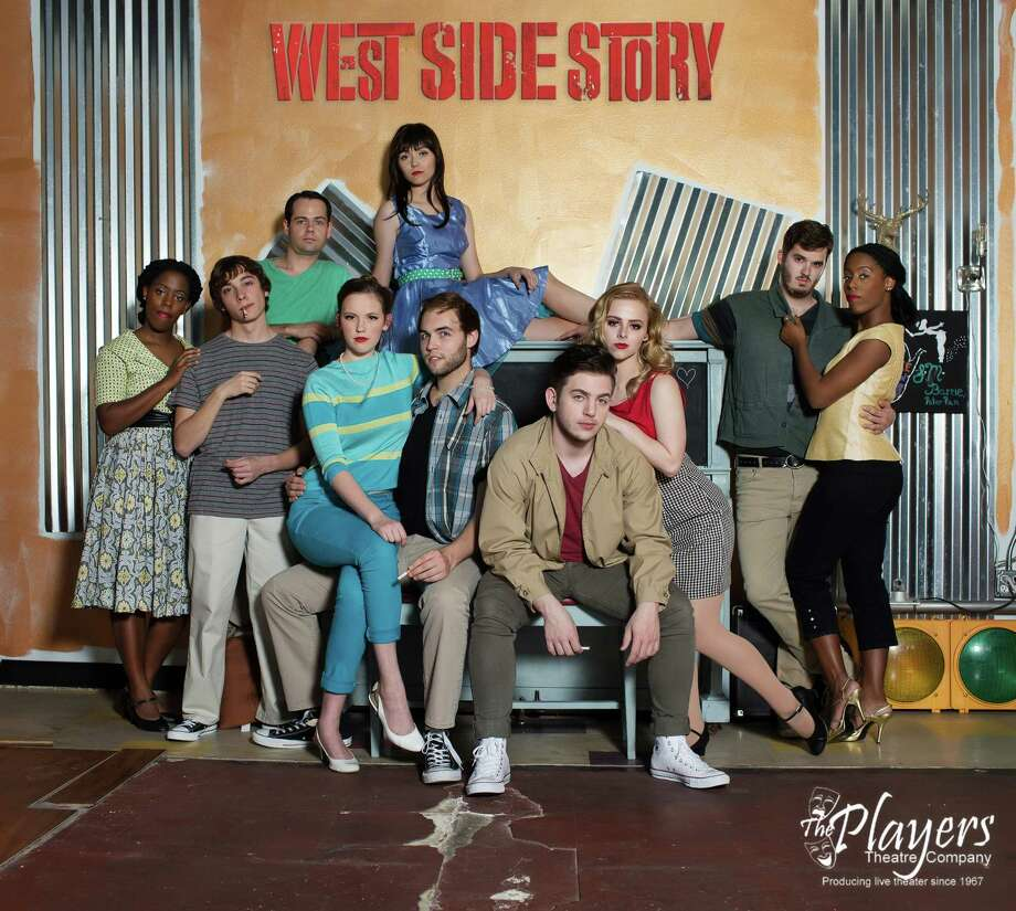 "The Players Theatre Company opens ""West Side Story"" May 12 at the Owen Theatre. The show runs weekends through June 3. Visit www.owentheatre.com or call 936-539-4090 for tickets. Photo: DIGISMILES PHOTOGRAPHY"