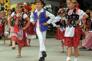 Traditional dances will be featured at the Houston Polish Festival at Polish  Roman Catholic Church of Our Lady of Czestochowa.