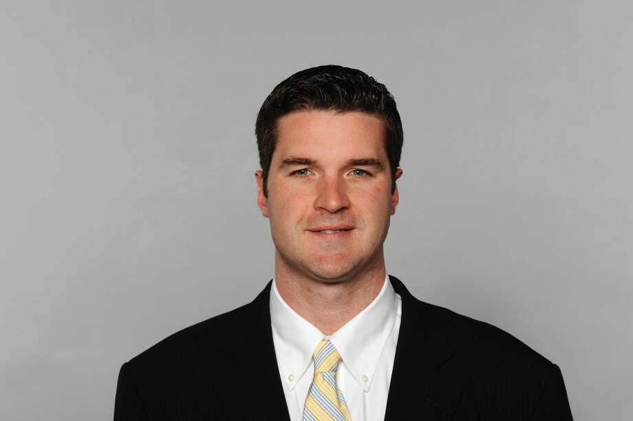 Brian Gaine worked for the Texans from 2014-16 and is now Buffalo's VP of player personnel. The Texans have received permission to interview him for their vacant general manager job. Photo: Getty Images