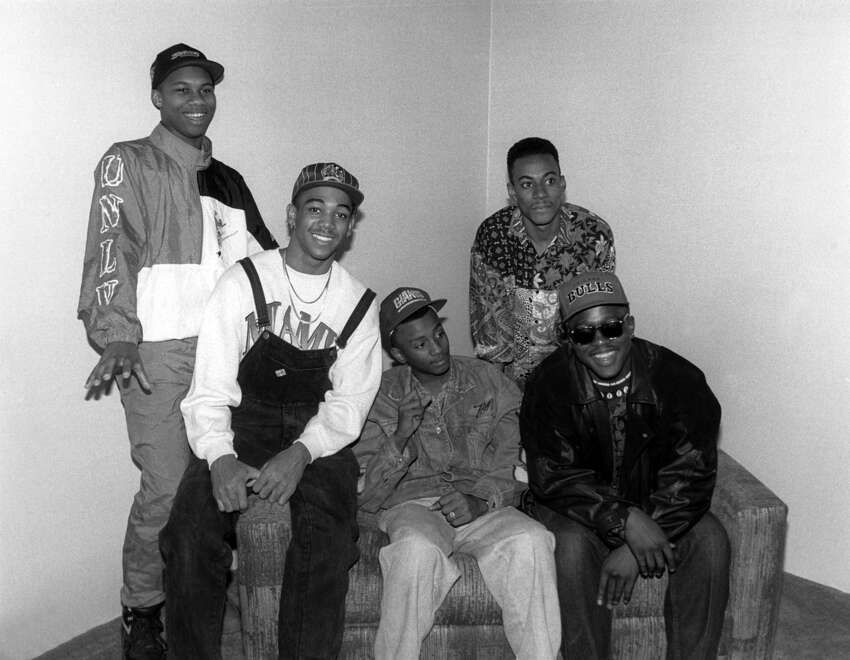 1991: Hi-Five -