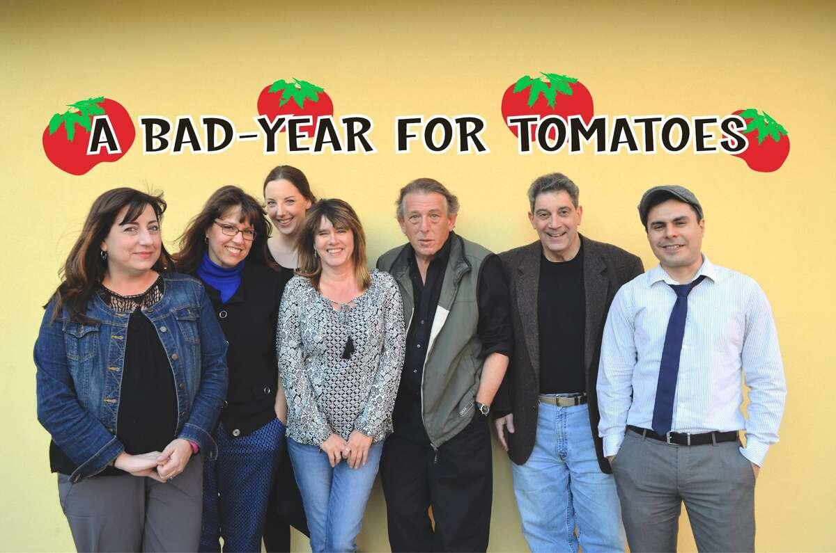 Cast Photo taken by Stephanie Willis: From left: Tina Masercola Hayes, Noreen Szmul, Bridget Dunigan, Lisa Green, Otto Meyers, David Deeb, and Roy Angelo Ruiz. ORG XMIT: 3LBMIF8xr3dBGuMxmGcC