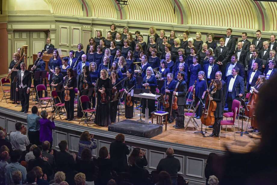 Albany Pro Musica (photo by Gary Gold) Photo: Gary Gold / ©Gary David Gold, 2015