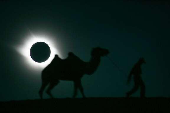 A 2008 solar eclipse