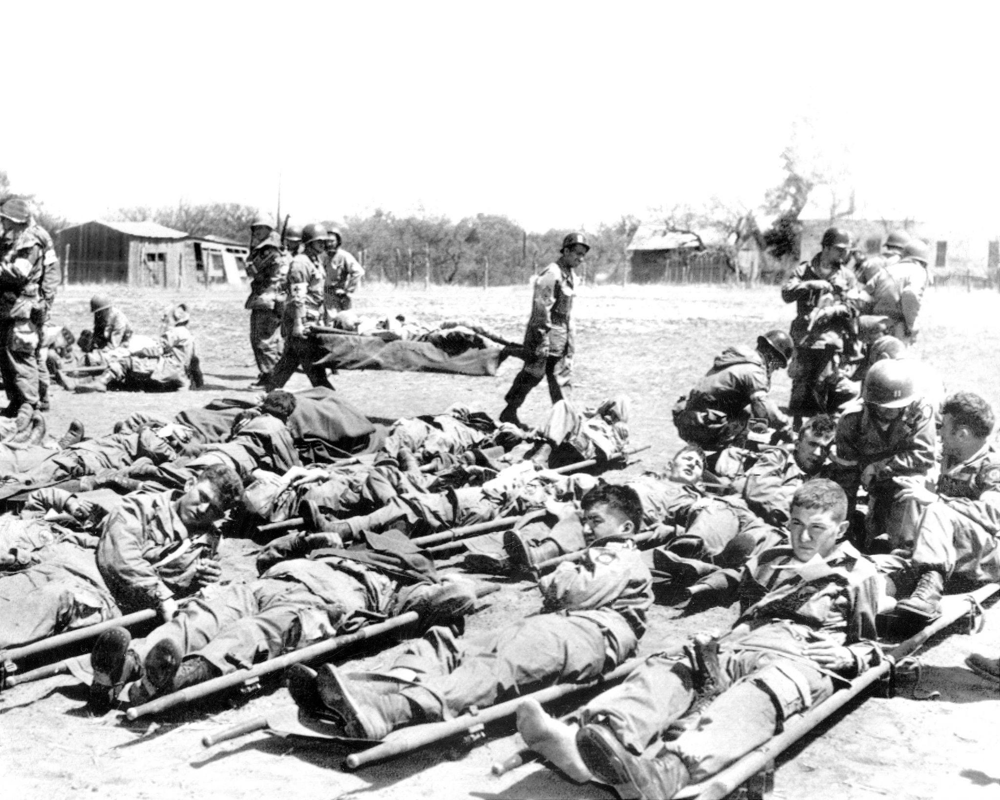 Texas' lost communist 'invasion' of 1952