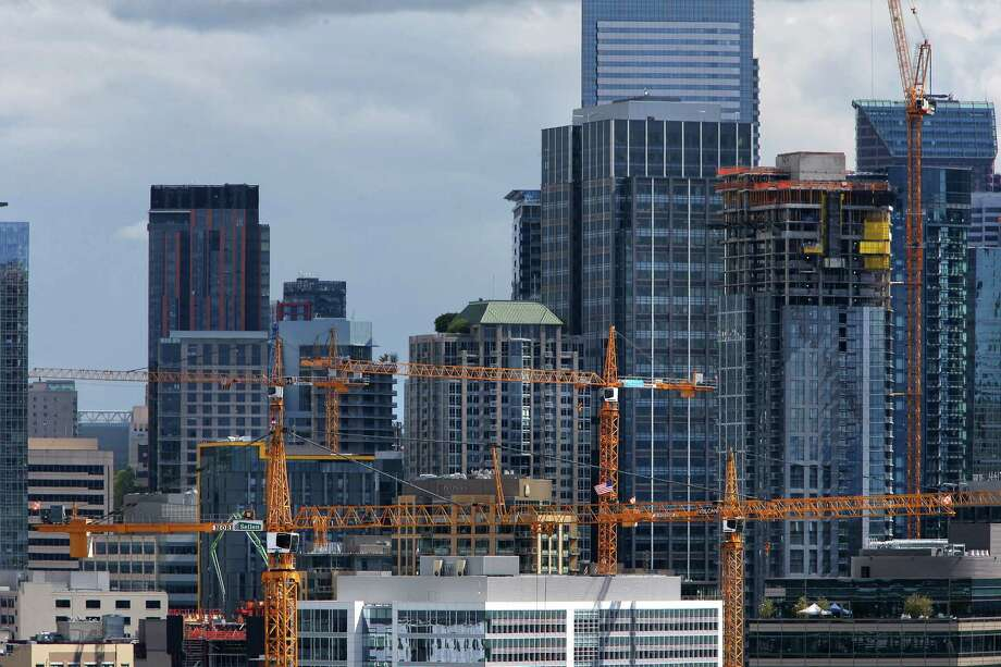 Seattle ranked among the top cities in the U.S. and Canada for tech talent in CBRE's 2017 report. Check out who else placed in the top 25. Photo: GENNA MARTIN, SEATTLEPI.COM / SEATTLEPI.COM