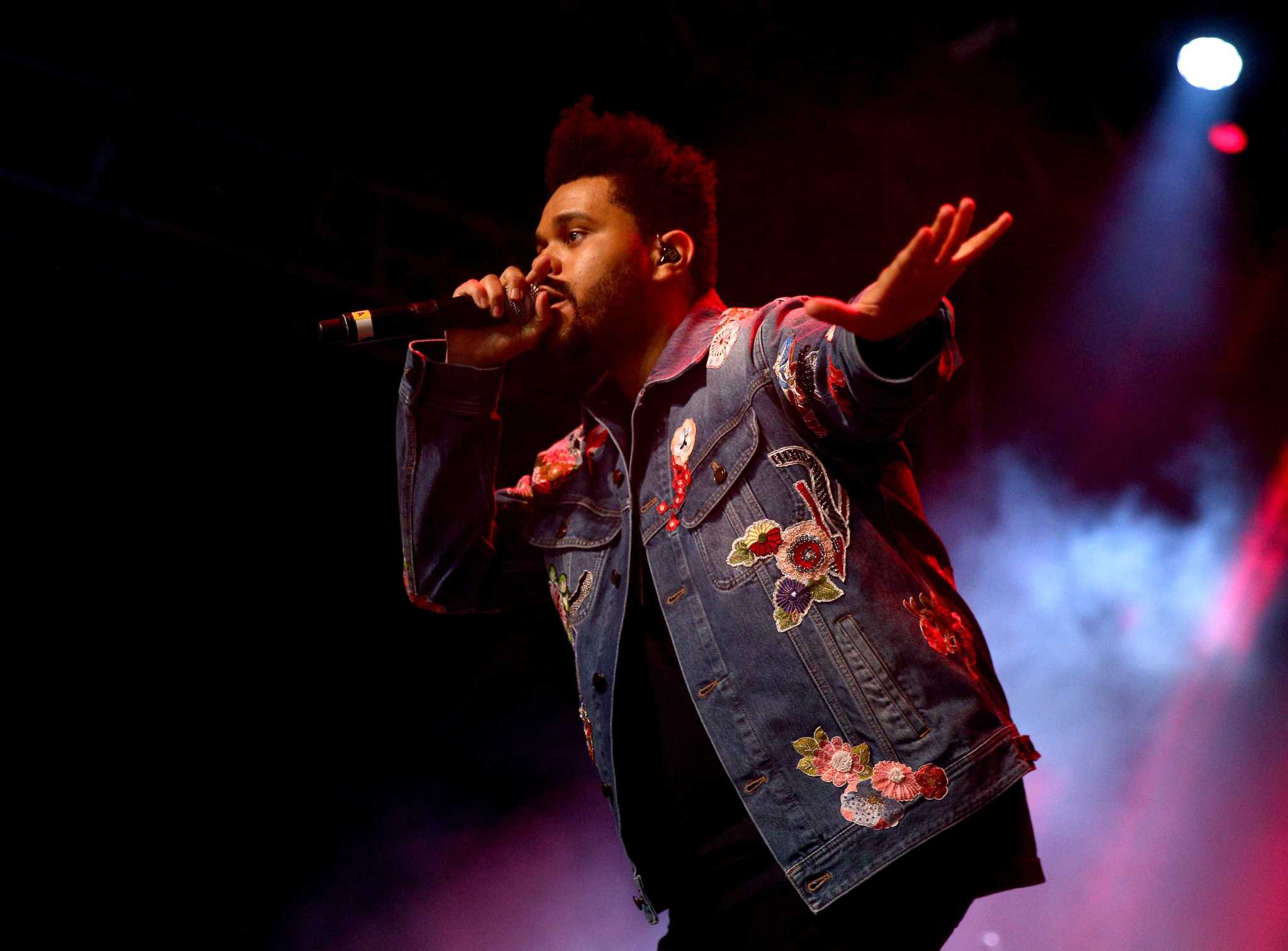 The weeknd concert dates in Melbourne