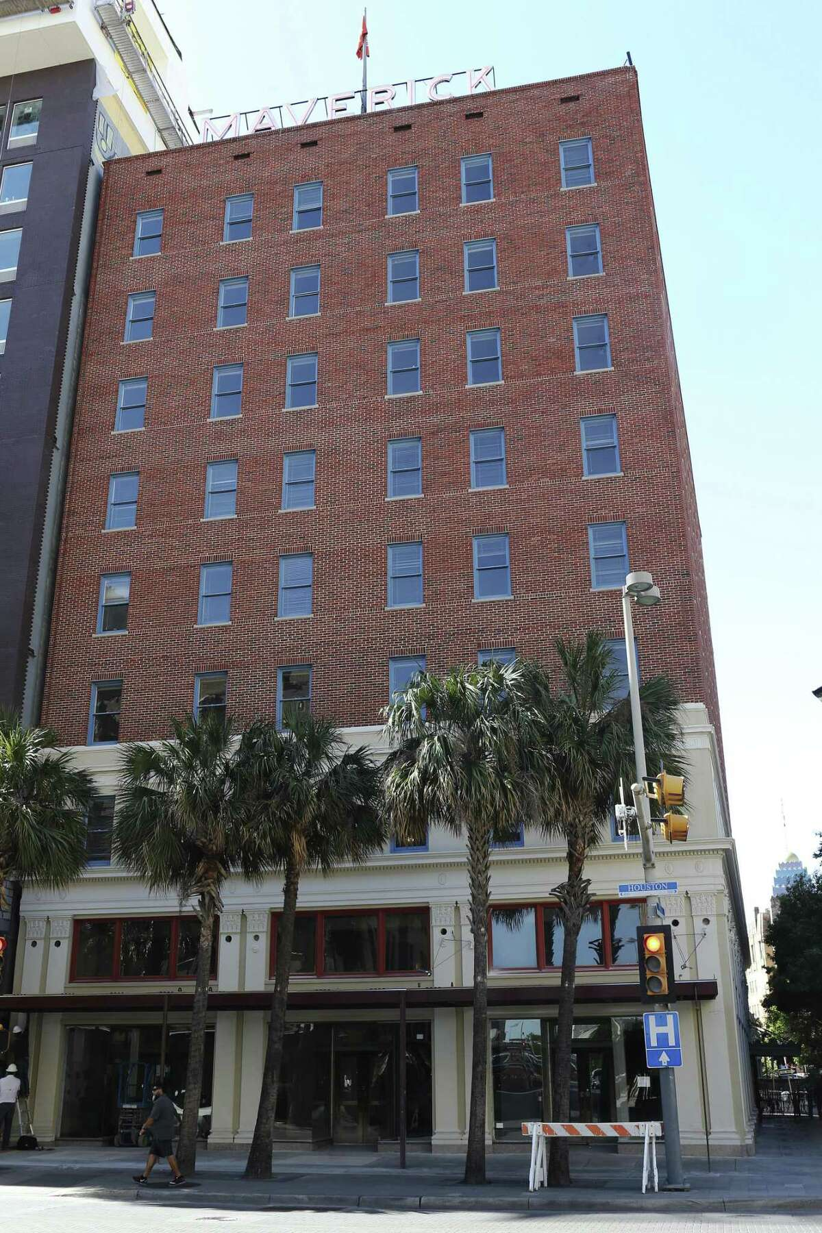 Applications for tenants are being taken at the renovated Maverick Building. The historic 1922 structure has recently undergone an extensive renovation and is offering studio, one- and two-bedroom apartments.