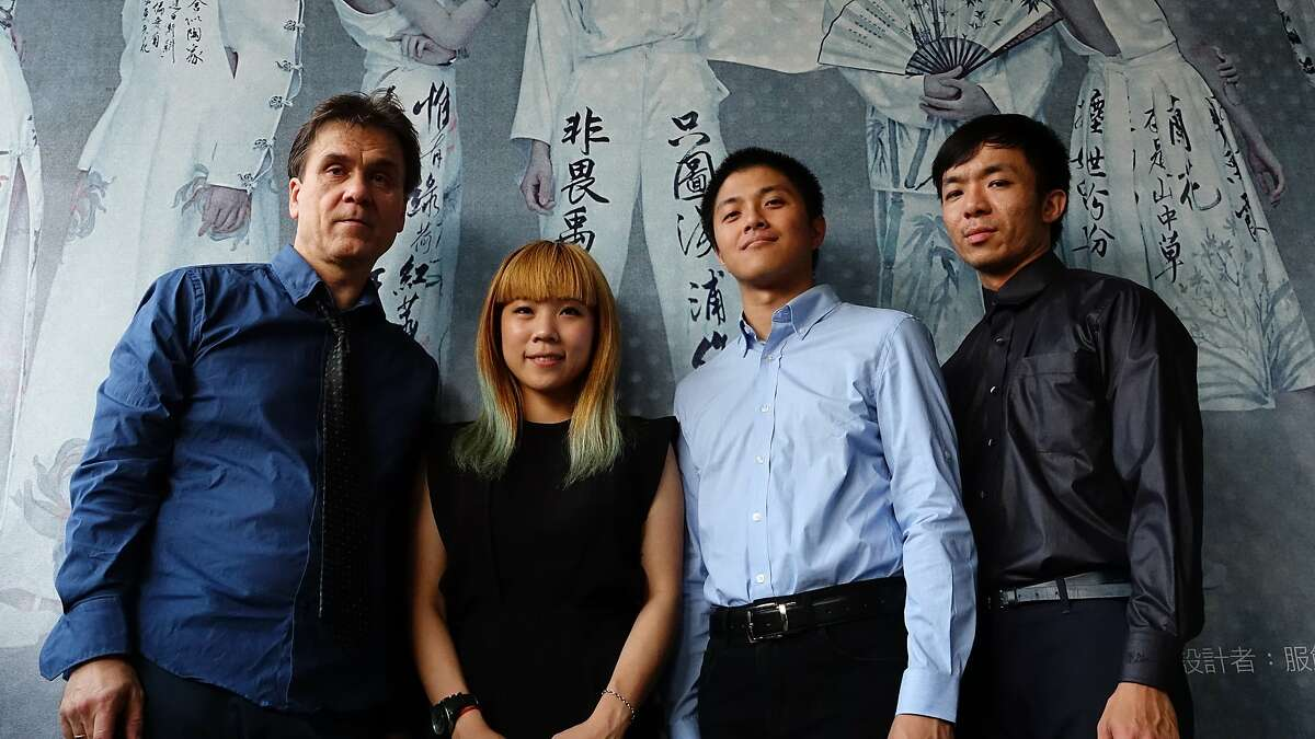 """Ka Dao Yin melds Chinese and Western music in avant-garde improvisation. They perform ?""""Four Characters?"""" at the San Francisco International Arts Festival, which runs through June 4 at Fort Mason."""