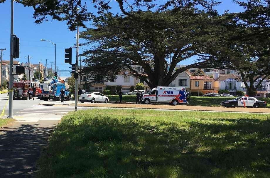 A 15-year-old boy fatally shot while driving a white Pontiac in the Outer Sunset District on Monday was identified by authorities Tuesday as Reajon Jackson of Daly City.