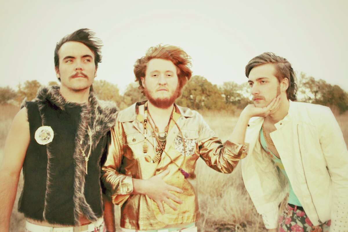 The Austin glam-rock and dance-worthy electro-pop act is often compared to Queen, but there's plenty more there than Freddie Mercury vocal mannerisms. The tight trio mixes modern synth elements, '80s pop sensibilities, a little Cult and funky dance soul. Check out the booty-shaking number