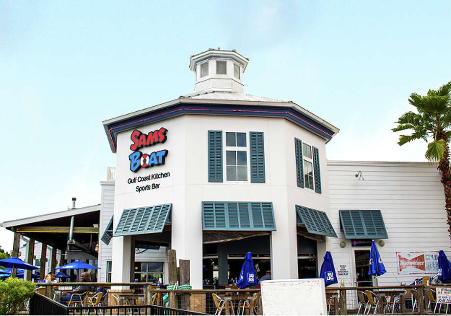 Sam's Boat at Lake Conroe is one of five franchise locations in addition to the original one on Richmond Avenue. Photo: Sam's Boat