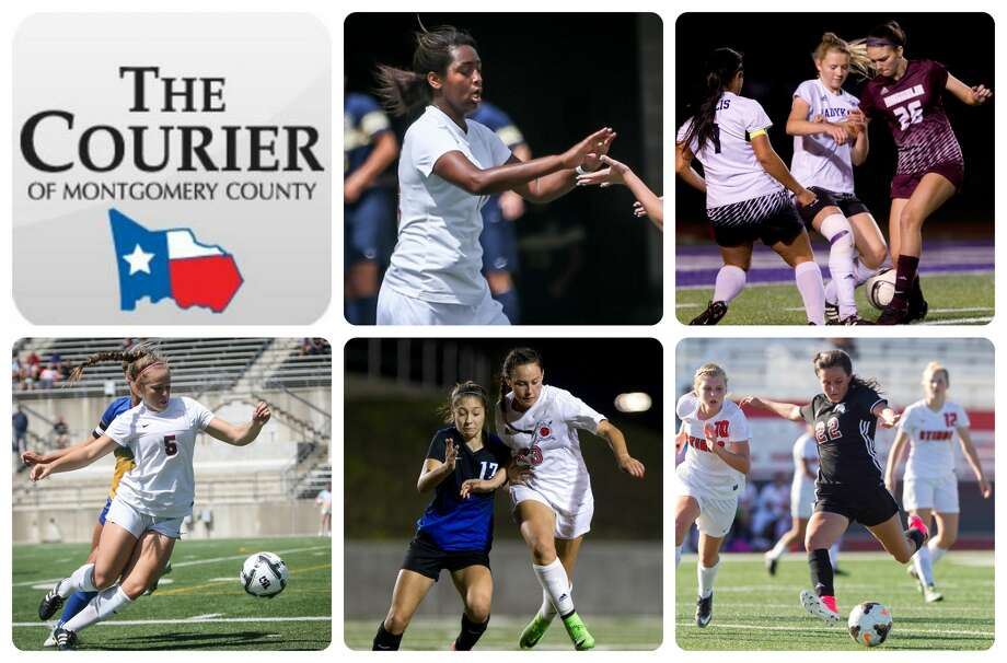 The Woodlands' Jazzy Richards, Magnolia's Brooke Bowie, The Woodlands' Ana Helmert, Porter's Kimberly Rodriguez and Porter's Kelly Rodriguez are The Courier's nominees for Offensive MVP.