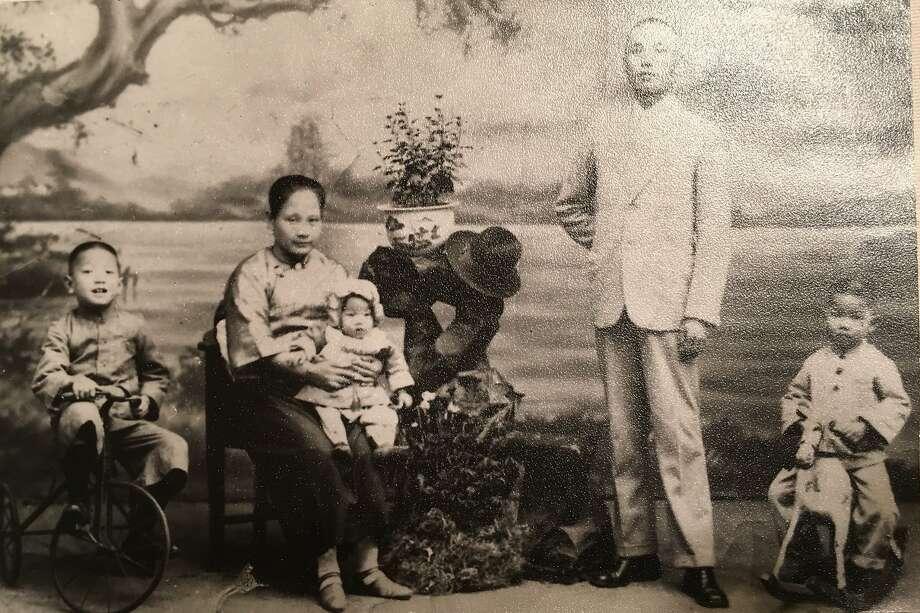 The writer's grandfather. Photo: Courtesy Of Vanessa Hua