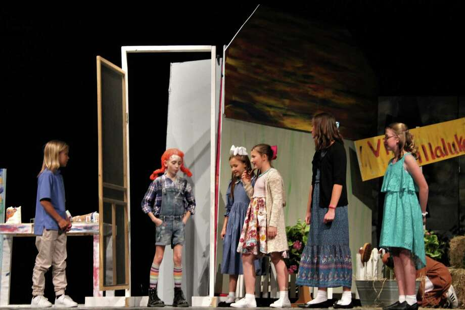 "Deerwood Elementary students perform ""Pippi"" to raise money for The Periwinkle Foundation in its fourth annual fundraiser on April 21. Photo: Courtesy"