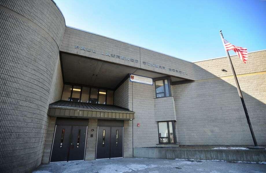 Dunbar School in Bridgeport, Conn. on Thursday, January 30, 2014. Photo: Brian A. Pounds / Brian A. Pounds / Connecticut Post