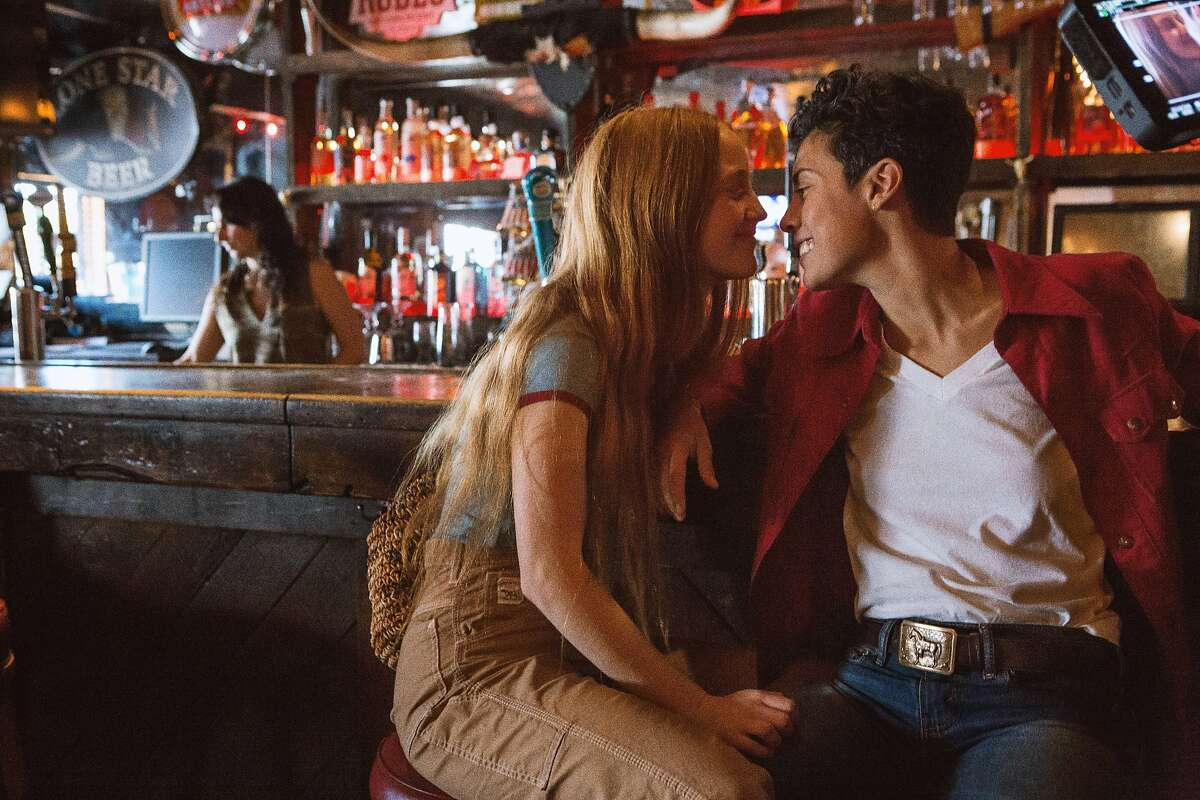 Roberta Colindrez of Austin plays Devon, a budding Marfa playwright in the sexually adventurous 'I Love Dick,' a new series on Amazon Prime.