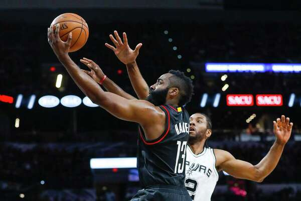 MVP candidates James  Harden and Kawhi Leonard face off in a round 2 showdown.