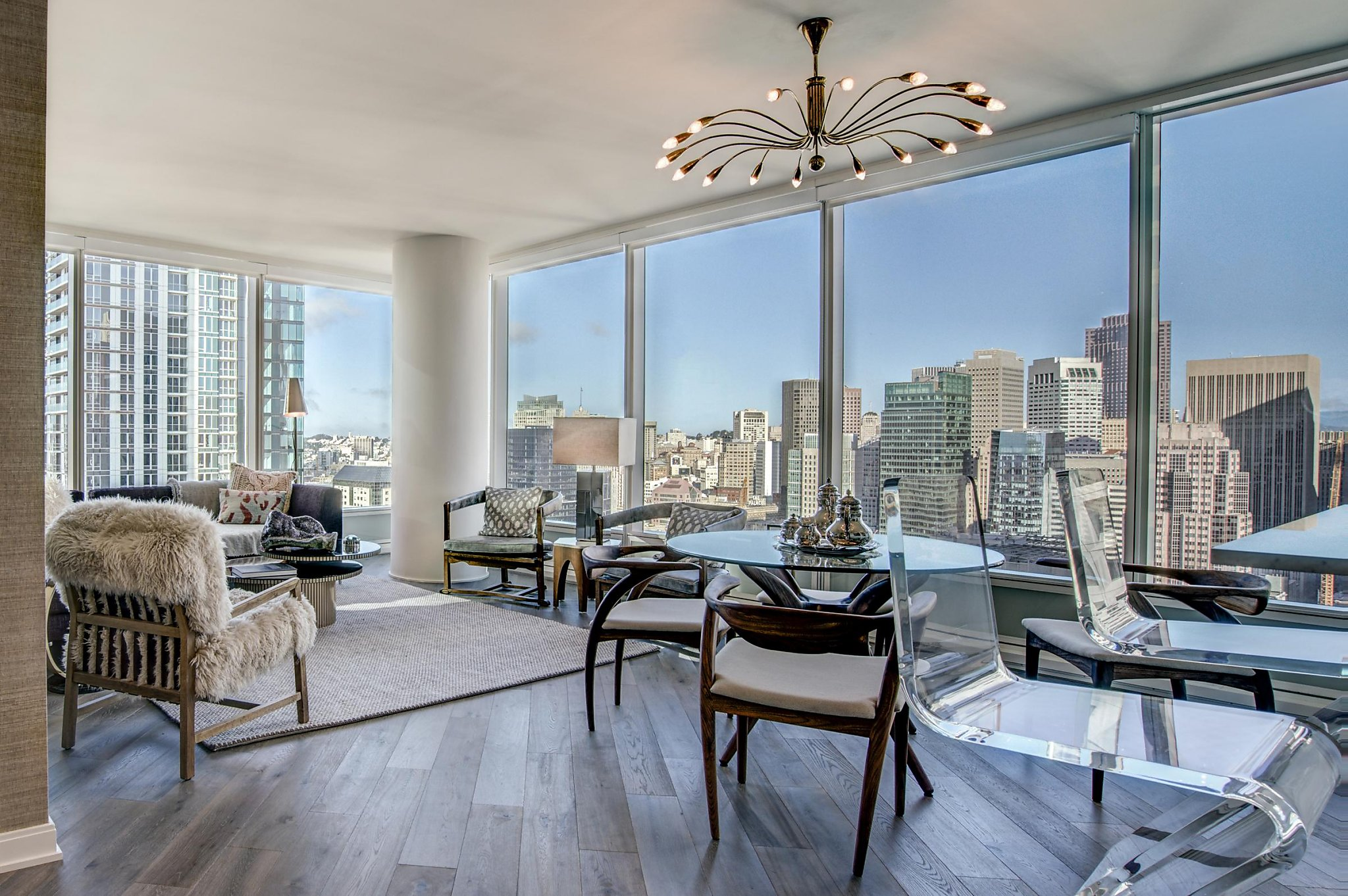 Ken Fulk Designed Condo In New Luxury Building Sfgate