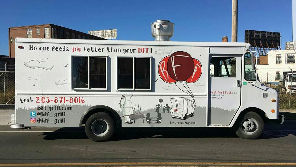 All aboard food truck at fairfield metro starts monday for American regional cuisine 2nd edition
