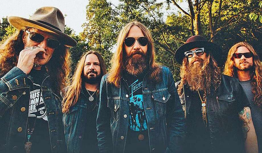 The entertainment headliner for this the 43rd annual Milford Oyster Festival is Blackberry Smoke, a southern country rock band out of Atlanta. The Oyster Festival will be held from 10 a.m. to 6 p.m., Aug 19, 2017 (rain or shine) in downtown Milford. Photo: Blackberry Smoke /Facebook