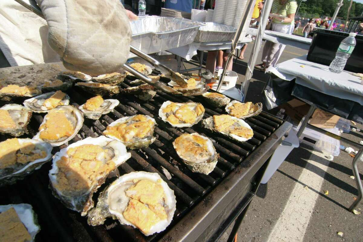Click through the slideshow for a look at seafood festivals across Connecticut.
