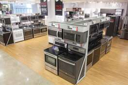 J.C. Penney, which began offering appliances at 500 stores last year, announced May 3 it will begin selling kitchen and laundry appliances at its Port Arthur Central Mall location on May 5.Photo provided by J.C. Penney