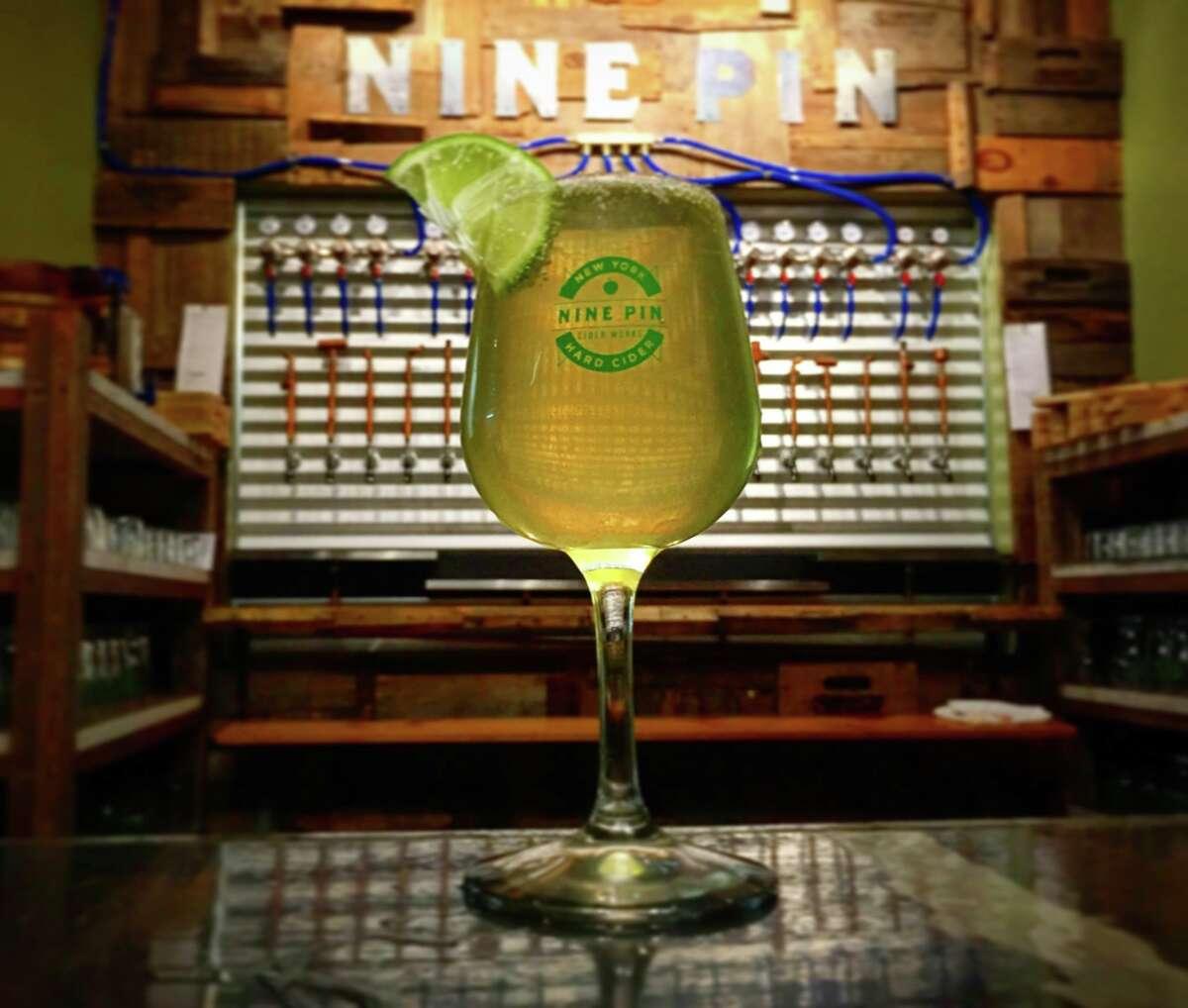 Tequila Manzanita by Nine Pin Cider