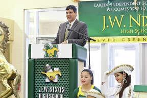 T-1. Gerardo Cruz, J.W. Nixon High School       Salary:  $111,149