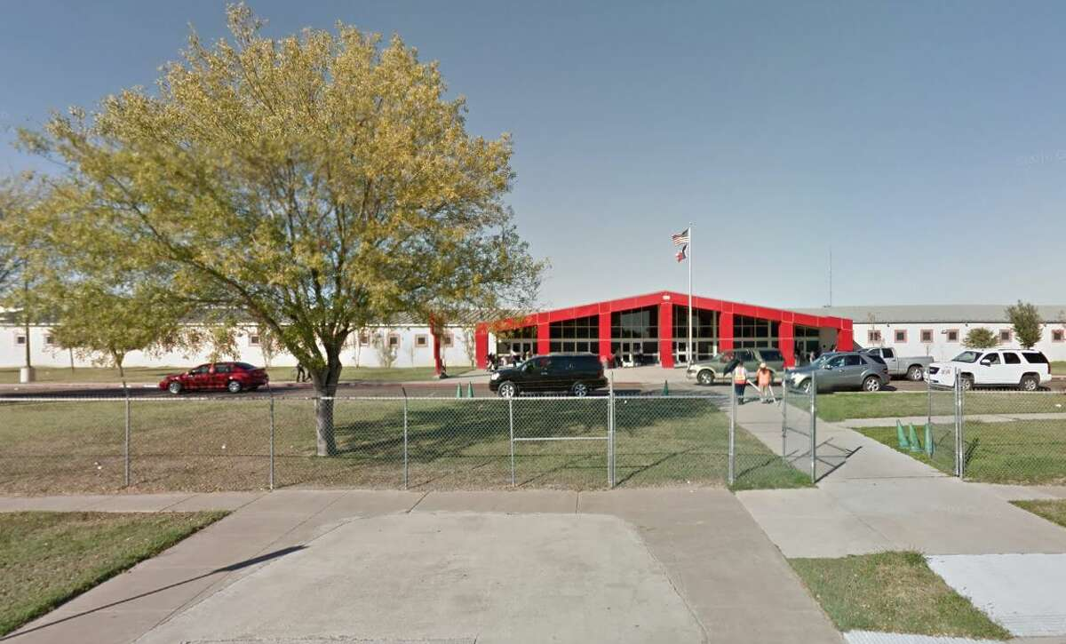 Farias Elementary School Laredo ISD Drug-related offenses:Between 1 and 4