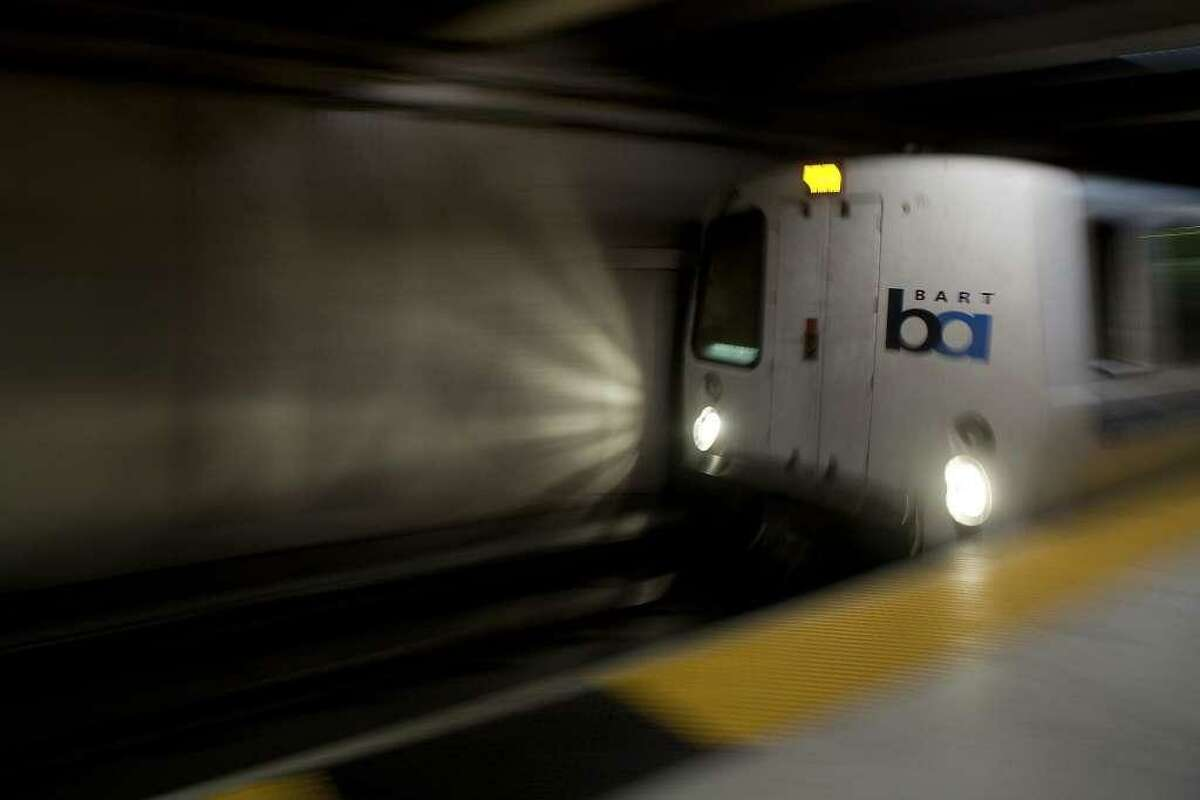 According to BART police, seven rapes occurred on the transit system's property through the end of June.