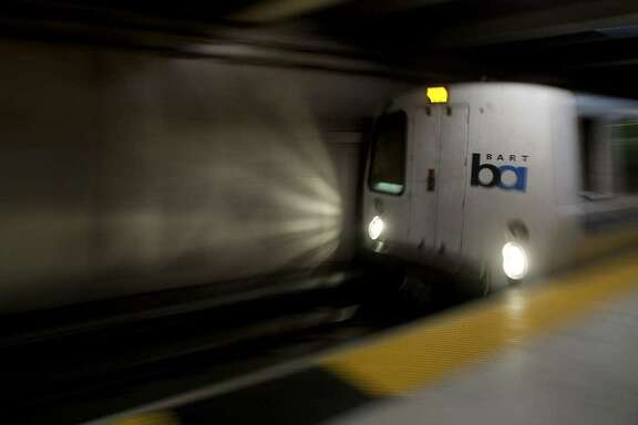 Police activity caused a 20 minute delay into San Francisco on BART Thursday morning, officials said.