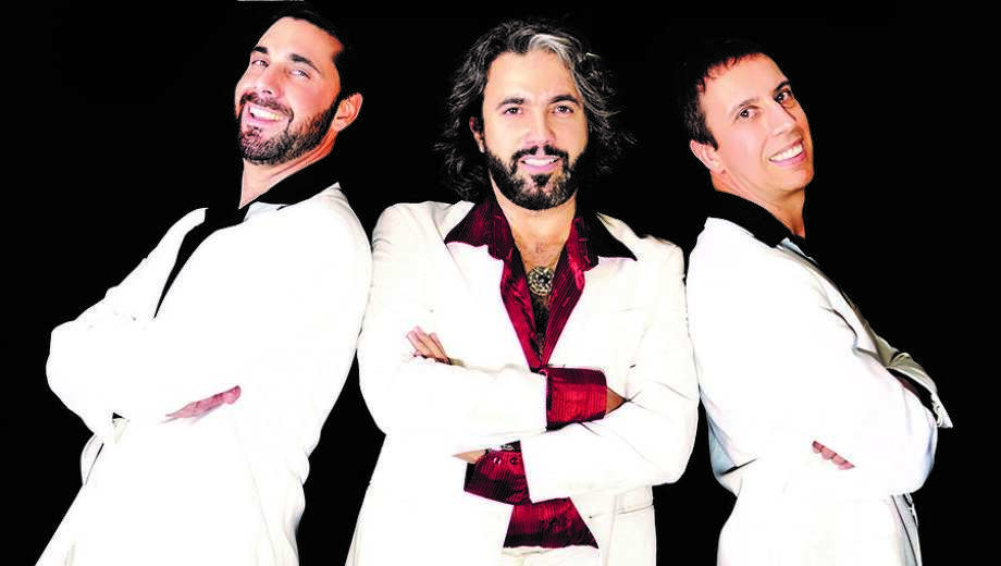 Bee Gees Gold will headline the annual Aphasia Awareness Concert on Friday May 5. Photo: Courtesy Photo