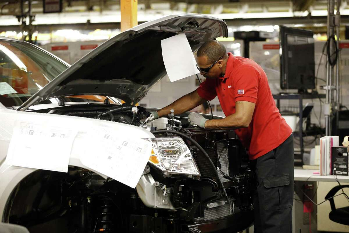 Factory orders edged up just 0.2 percent in March, a significant slowdown from February's gain of 1.2 percent. It was also the poorest showing since orders fell 2.3 percent in November, the Commerce Department reported Thursday. Despite the overall decline, a key category that tracks business investment rebounded to a 0.5 percent gain. That is the best showing since December's 0.8 percent increase.