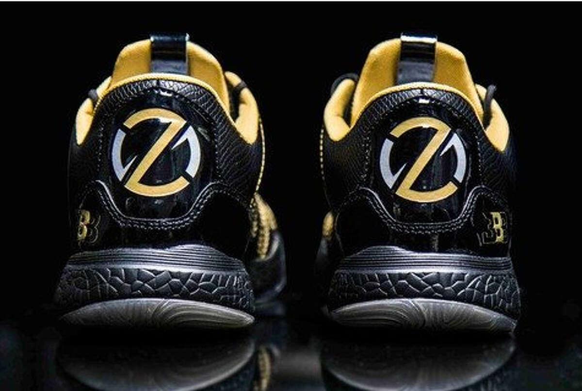 Big Baller Brand unveiled Lonzo Ball's signature shoe on Thurday.
