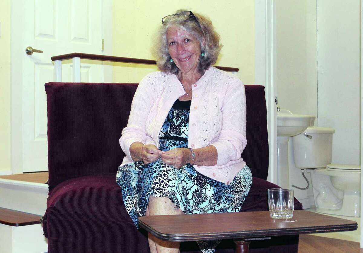 Sheri Dean is the current president of the New Canaan Town Players.