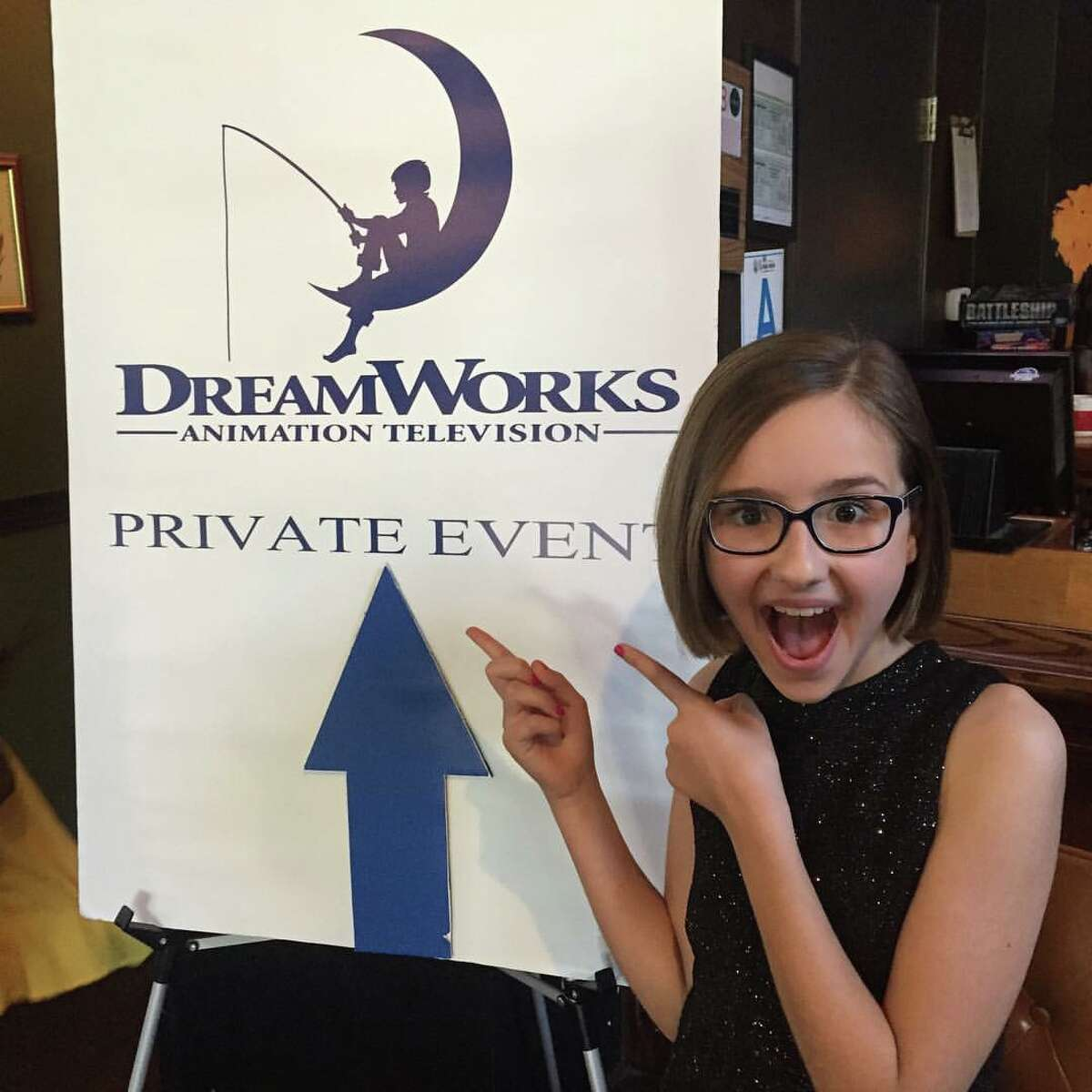 San Antonio native Gabriella Graves has scored a new Netflix series from DreamWorks that bows on Friday.
