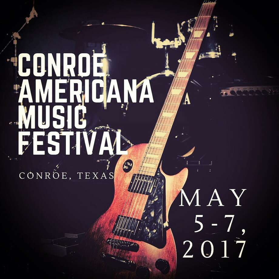 The first ever Americana Music Festival will be May 5-7 in downtown Conroe. Photo: Courtesy Photo