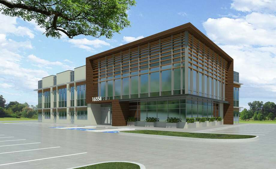 E Contractors has started construction of a two-story office building along Brooks Lake in Sugar Land. The 22,000-square-foot Egrets Landing Sugar Land is being built on 1.5 acres near the northwest corner of Texas 6 and U.S. 59. Photo: E Contractors