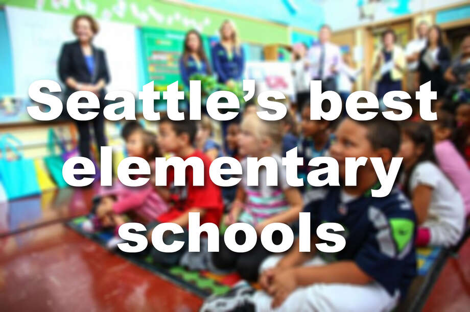 We showed you the best elementary schools in the Seattle area, but our school ranking source, Niche, says they're all on the Eastside. What about Seattle? We dug up the 13 Seattle schools in Niche's top 100 elementary schools in the Seattle metro area to show you what's well regarded right here in the city. Read on. Photo: Seattlepi.com File