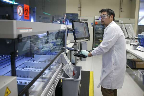 Insurers help make genetic testing widely available - SFChronicle com