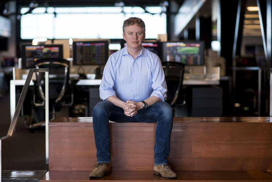 Matthew Prince, seen in 2016, is co-founder and chief executive officer of content-delivery firm CloudFlare Inc., which sends hate sites the names of people who complain about its role in purveying the content. Photo: David Paul Morris / David Paul Morris / Bloomberg 2016 / © 2016 Bloomberg Finance LP