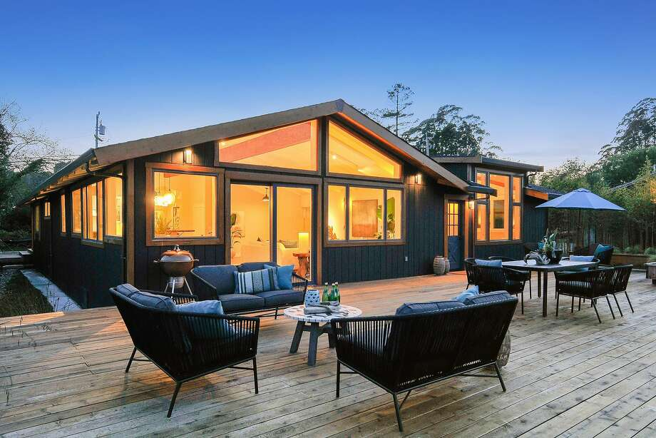 Bolinas home puts surrounding nature on display