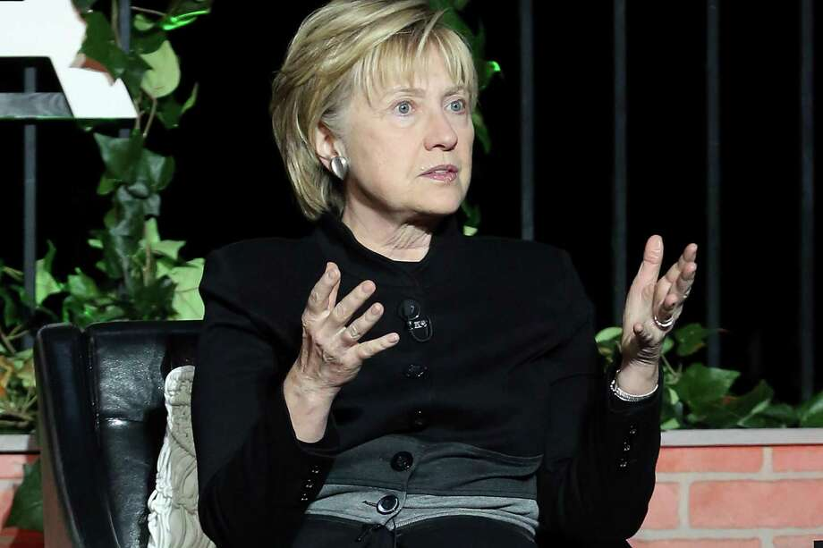 """Hillary Clinton: She is embarking on 15-city tour to sell upcoming memoir """"What Happened."""" Three of 15 stops are in the Northwest. 