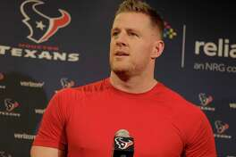 """Texans defensive end J.J. Watt missed almost a full year due to injuries, but the 28-year-old believes getting back on the field is """"going to be a lot of fun."""""""
