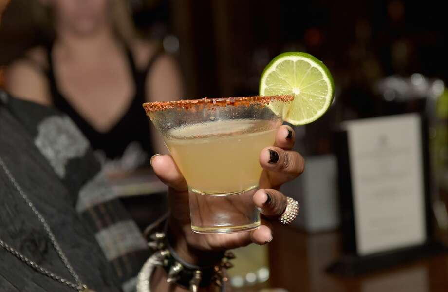 The holiday Cinco de Mayo celebrates the Mexican Army's 1862 victory over the French army in the Battle of Puebla, but May 5 has evolved into an excuse enjoy an evening out with friends. Keep clicking to see where to find the best margaritas in San Antonio. Photo: Jason Kempin/Getty Images For Tequila Herradura