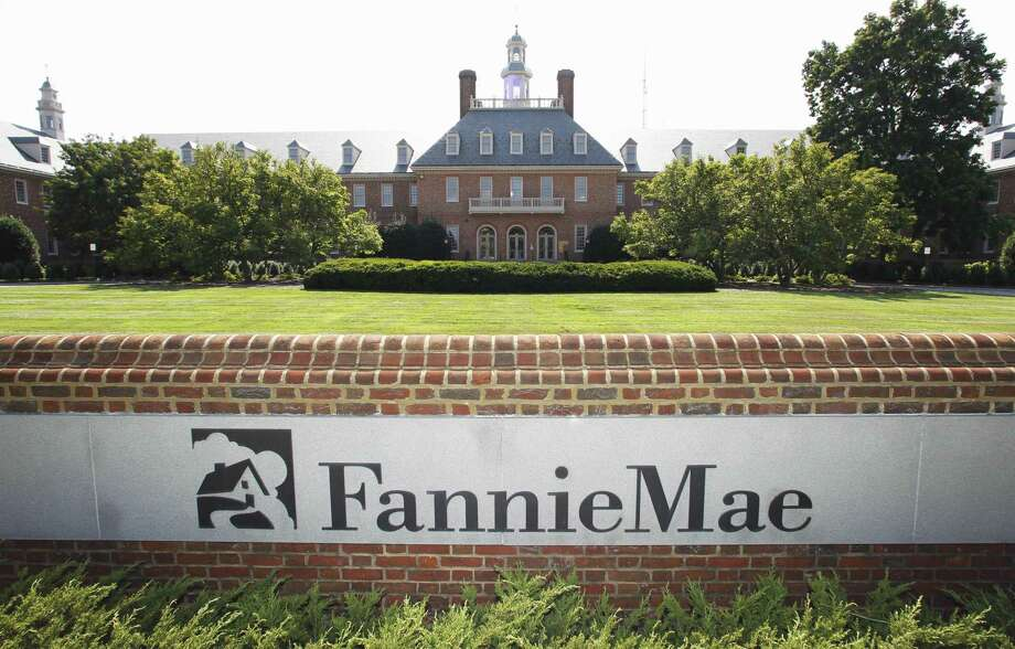Fannie Mae reported net income of $2.8 billion for the first quarter, according to its earnings release Friday. The profit was an increase from the $1.1 billion the Washington-based company posted a year ago, but a significant decline from the $5 billion it reported for the fourth quarter of 2016. Photo: Associated Press File Photo / AP