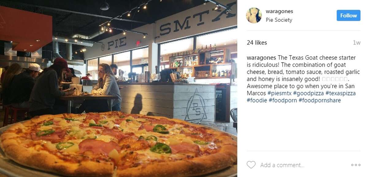 @waragones shared this image of Pie Society on Instagram saying: