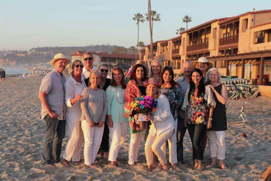 Martha Turner Sotheby's International Realty rewarded its top producers with a trip to San Diego.